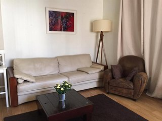 Apartment 1.1 km from the center of Paris with Internet, Washing machine (372124