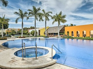 NEW! 3BR Nuevo Vallarta Condo w/ Resort Amenities!