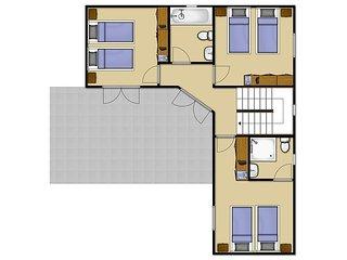5 bedroom Villa in Cala d'Or, Balearic Islands, Spain : ref 5334608