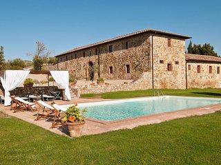 6 bedroom Villa in San Leonino, Tuscany, Italy : ref 5239277
