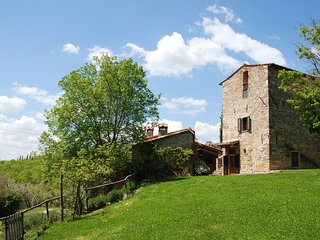 6 bedroom Villa in Volpaia, Tuscany, Italy : ref 5239262