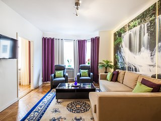 In the center of Stockholm with Internet, Lift, Balcony (443046)