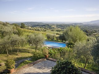 Sant'Andrea in Caprile Villa Sleeps 13 with Pool Air Con and WiFi - 5696063