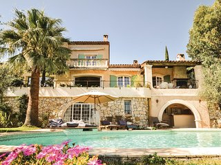 5 bedroom Villa in Speracedes, Provence-Alpes-Cote d'Azur, France : ref 5542962