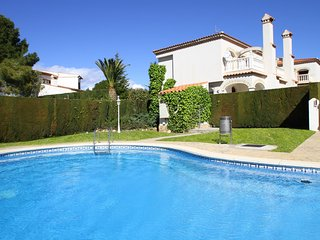 CALA BEACH2 Adosado jardin y piscina