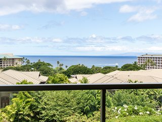Spectacular 3rd Row at Ho'olei with Ocean Views