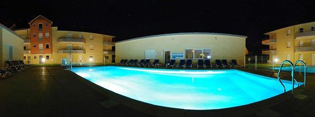 Adonis Grandcamp Pool