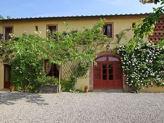 5 bedroom Villa in Segromigno in Monte, Tuscany, Italy : ref 5239256