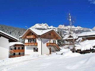 5 bedroom Villa in Soraga, Trentino-Alto Adige, Italy : ref 5437881