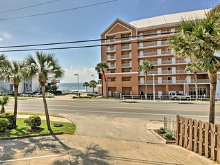 NEW! 1BR Panama City Condo Steps from the Beach!