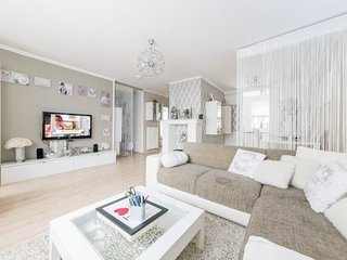 Apartment in Hanover with Internet, Parking, Balcony, Washing machine (689431)