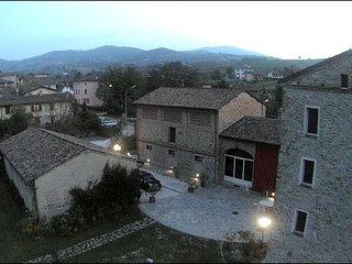 Villa nelle colline di Parma