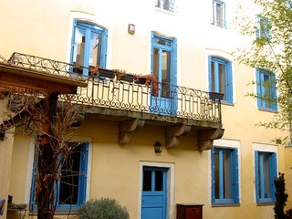 Le Patio, meublé de tourisme / furnished accommodation 4*
