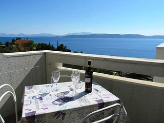 Apartment A4+2 with amazing panoramic seaview