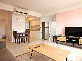 ★2BR Superb Location Orchard Central 用心的民宿★