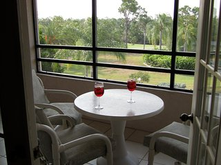 Third Floor Condo with Beautiful View of Golf Course and Pool