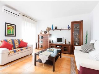 Apartment in Seville with Internet, Lift, Parking, Balcony (494494)