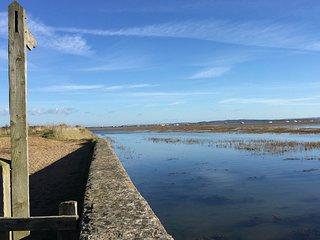 Lymington Coastal walks