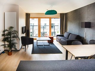 449 m from the center of Brussels with Lift, Balcony (618037)