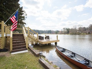 Lakehouse Estate - Sleeps 14