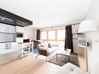 Studio apartment 449 m from the center of Brussels with Lift (618028)