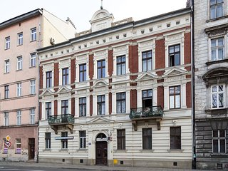 Apartment in the center of Krakow with Internet (640469)