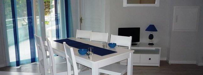 Adonis Grandcamp Dining Area