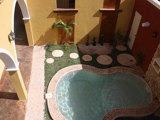 Casa Sisal Valladolid - Habitacion Celestun
