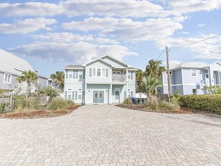 Beautiful Oceanfront Pool Home ~ Private Boardwalk ~ Sugar Sand Beach