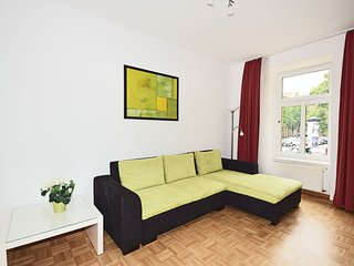 863 m from the center of Berlin with Internet, Lift, Balcony, Washing machine (2