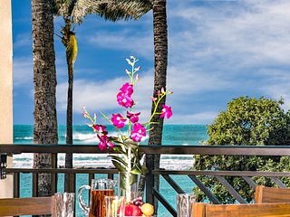 Villa 202 Second Floor Studio (or 4 Bed with Adjoining 3 Bed) Direct Ocean Views