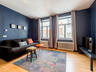 Apartment 415 m from the center of Brussels (619543)