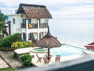 Chambre au calme, vue mer et jardin, petit dejeuner facultatif