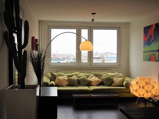 Apartment in the center of Berlin with Internet, Lift, Terrace, Washing machine