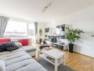 409 m from the center of Hanover with Internet, Parking, Balcony, Washing machin