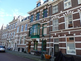 House 690 m from the center of The Hague with Internet, Parking (646188)