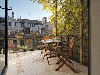 Apartment 210 m from the center of Venice with Internet, Air conditioning, Parki