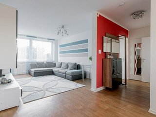 Apartment in Hanover with Internet, Parking, Balcony, Washing machine (717203)