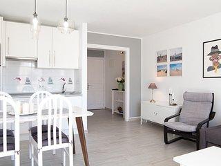 Nuevo apartamento en el segundo piso de recidence