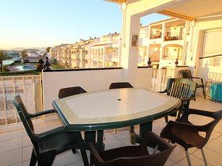 0183-SANT MAURICI + PARKING Apartamento con vistas al canal