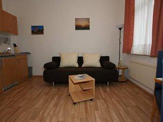 Schones Einraumappartment im Zentrum (Apartment 2) Ferienhaus Stadthus