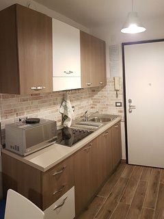 Cucinotta appartamento con 2 camere da letto