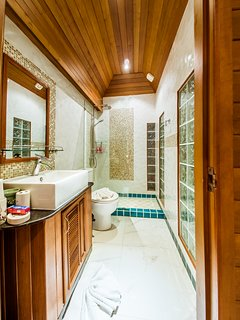 Bathroom Family room