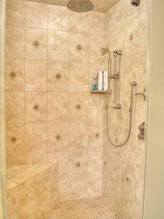 Amazing Master Bathroom Shower