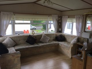 8 Berth caravans Home from Home. Newton Hall Blackpool