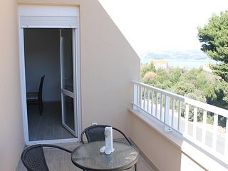 Brand new 2-bedroom apartment with balcony A1