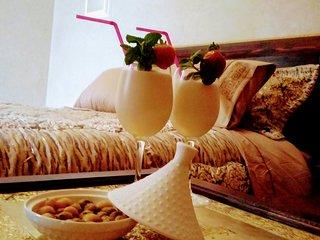 Riad Miral - Suite matrimoniale TRINITY