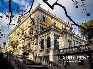 LUXURY PERIOD VILLA WITH POOL BTW UMBRIA & TUSCANY