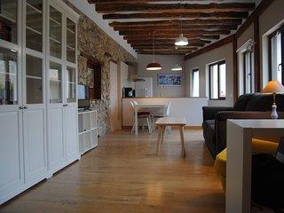 Casa Zologorri, en Ganuza, Navarra