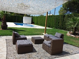 Groundfloor studio in Villa Anba, swimming pool , Ametlla del Mar , beach 4km